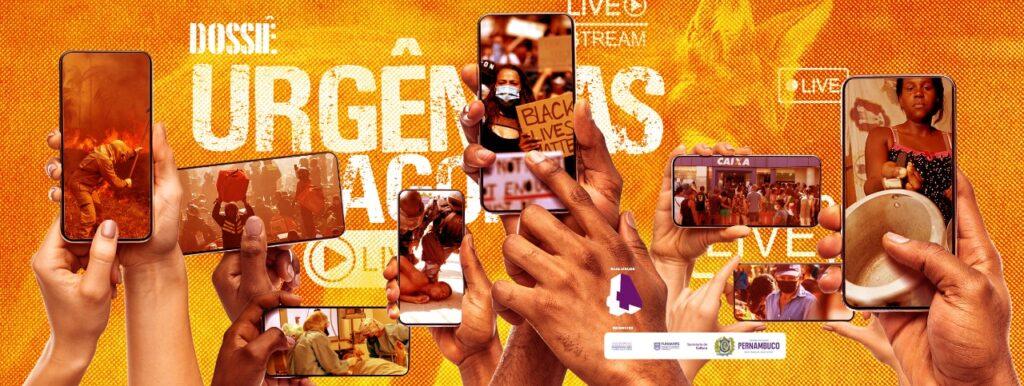 Créditos PANTANAL Foto: Lalo de Almeida/Folhapress GREVE ENTREGADORES Foto: Pedro Stropasolas MÉDICOS Foto: Werther Santana VIOLÊNCIA POLICIAL Foto: Márcia Foletto BLACK LIVES MATTER Foto: Daniel Leal-Olivas/ AFP PESSOAS NO BANCO Foto: Cléber Júnior PESSOAS USANDO MÁSCARA Fotos: Bruna Costa / Esp. DP FOTO FOME Foto: Leonardo de França